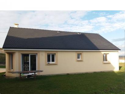 Modèle de maison PLP_R_SG_102m2_4ch_P12321 4 chambres  : Photo 2