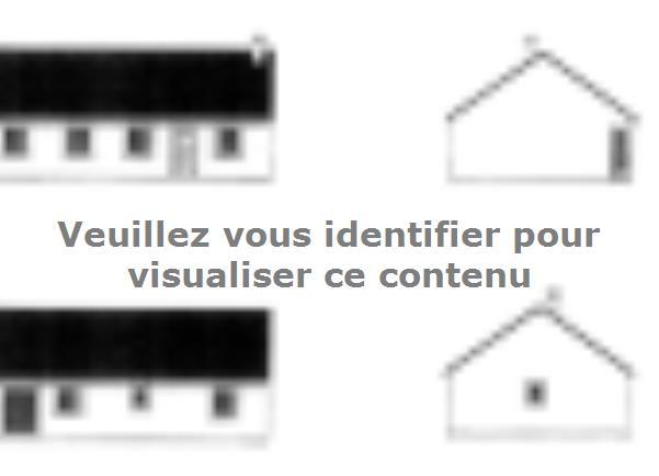 Plan de maison PLP_R_SG_102m2_4ch_P12321 : Vignette 1