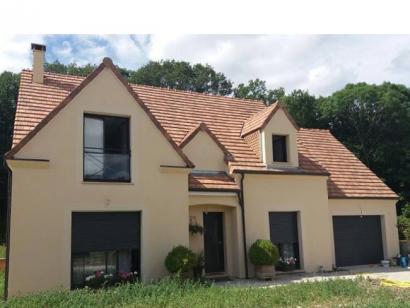 Modèle de maison ETG_R_GA_136m2_4ch_P4423 4 chambres  : Photo 1
