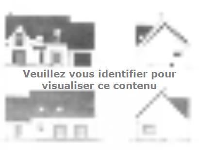 Plan de maison ETG_R_GA_136m2_4ch_P4423 4 chambres  : Photo 1