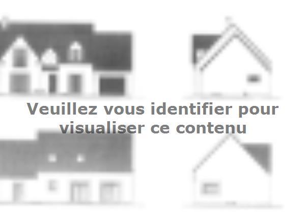 Plan de maison ETG_R_GA_136m2_4ch_P4423 : Vignette 1