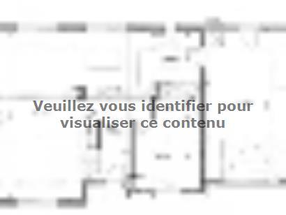 Plan de maison ETG_R_GA_136m2_4ch_P4423 4 chambres  : Photo 2