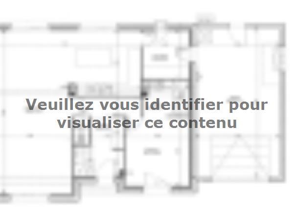 Plan de maison ETG_R_GA_136m2_4ch_P4423 : Vignette 2
