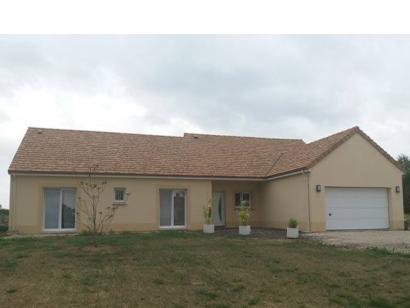 Modèle de maison PLP_L_GI_137m2_4ch_P4471 4 chambres  : Photo 1