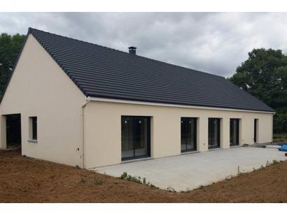 Modèle de maison PLP_L_GI_150m2_3ch_P8242 3 chambres  : Photo 1
