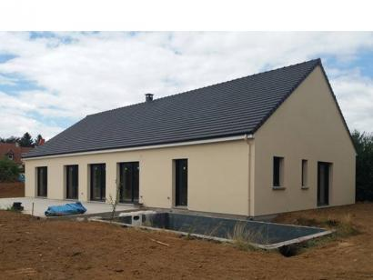 Modèle de maison PLP_L_GI_150m2_3ch_P8242 3 chambres  : Photo 2