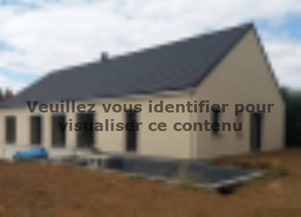 Modèle de maison PLP_L_GI_150m2_3ch_P8242 : Vignette 2
