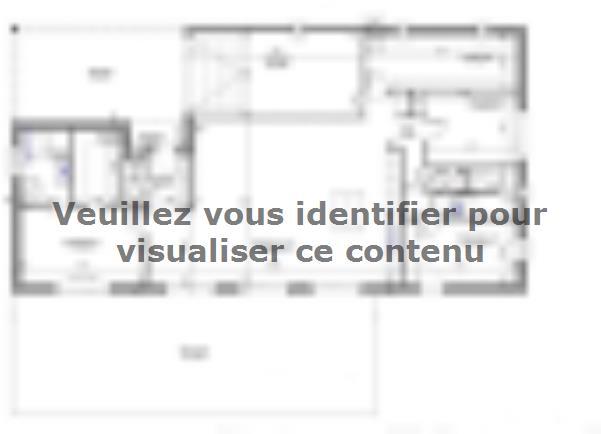 Plan de maison PLP_L_GI_150m2_3ch_P8242 : Vignette 2