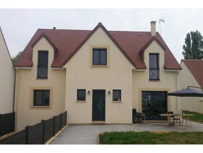 Modèle de maison ETG_R_SS_160m2_4ch_P15159 4 chambres  : Photo 1