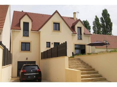 Modèle de maison ETG_R_SS_160m2_4ch_P15159 4 chambres  : Photo 2