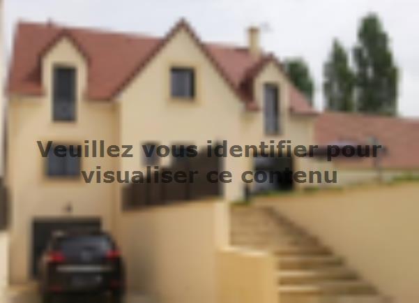 Modèle de maison ETG_R_SS_160m2_4ch_P15159 : Vignette 2