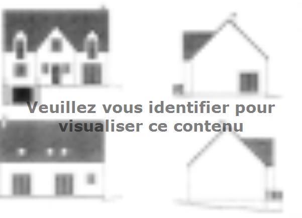 Plan de maison ETG_R_SS_160m2_4ch_P15159 : Vignette 1