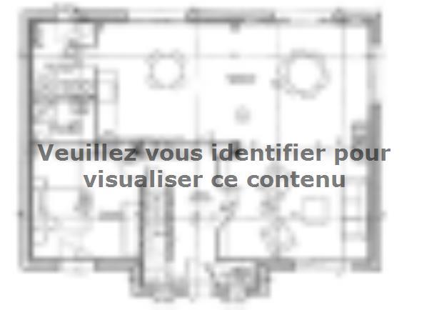 Plan de maison ETG_R_SS_160m2_4ch_P15159 : Vignette 2