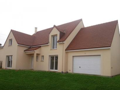 Modèle de maison ETG_L_GA_182m2_6ch_P14298 6 chambres  : Photo 1