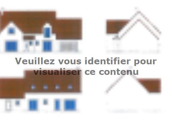 Plan de maison ETG_L_GA_182m2_6ch_P14298 : Vignette 1