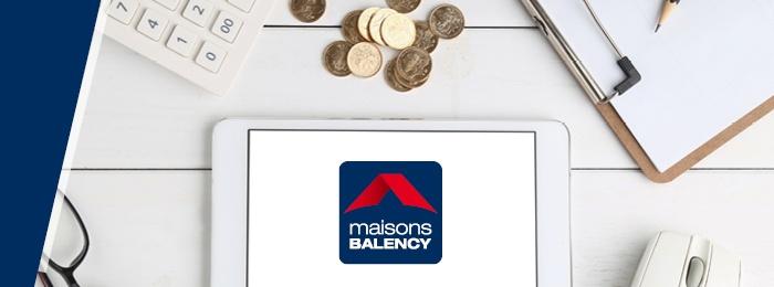 Trouver le bon financement avec votre conseiller Maisons Balency