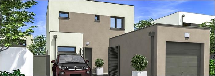 Rubic ETG 90 une maison cubique MFC