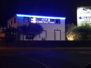 Relooking de la villa Expo Azur & Constructions à Martigues
