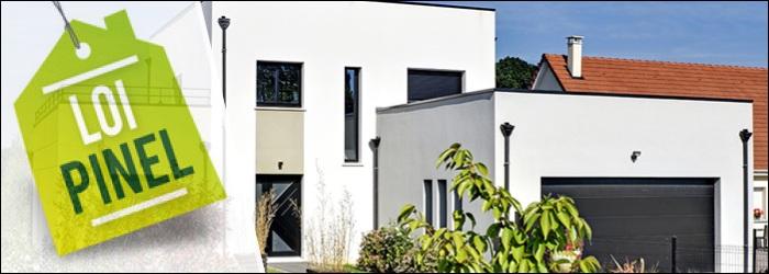 Investissement PINEL avec Maisons France Confort
