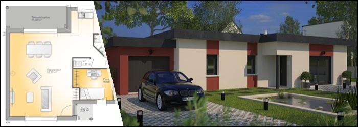 Faire Construire Sa Maison De  M Avec Maisons France Confort