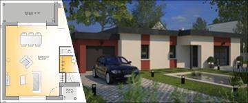 Faire construire une maison de 100 m2 !