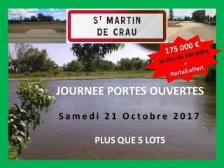Portes Ouvertes à St Martin de Crau le 21/10/17