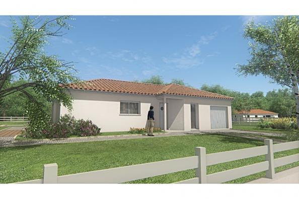 Modèle de maison MAISON PLAIN PIED -108 M 2 - HAUTE-VIENNE - ACCORD 3 chambres  : Photo 3