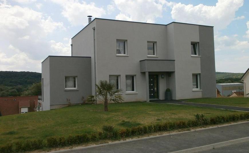 Nos réalisations de maisons cubiques