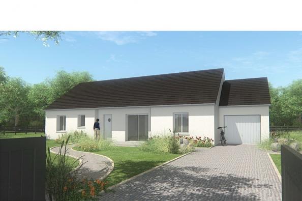Modèle de maison MAISON DE PLAIN PIED - 110 M2 - CORRÈZE - NORD DU 3 chambres  : Photo 1