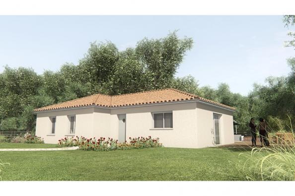 Modèle de maison MAISON SUR SOUS-SOL - 93 M2 - HAUTE-VIENNE - GARTE 3 chambres  : Photo 1