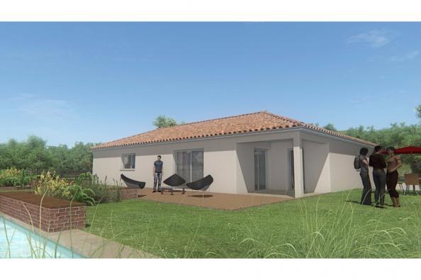 Modèle de maison MAISON DE PLAIN PIED - 111 M2 - HAUTE-VIENNE - LAN 3 chambres  : Photo 2