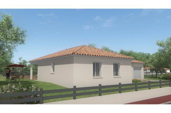 Modèle de maison MAISON DE PLAIN PIED - 111 M2 - HAUTE-VIENNE - LAN 3 chambres  : Photo 3