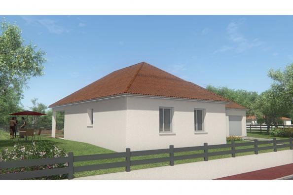 Modèle de maison MAISON DE PLAIN PIED - 111 M2 - CREUSE - LANDA 6SP 3 chambres  : Photo 2