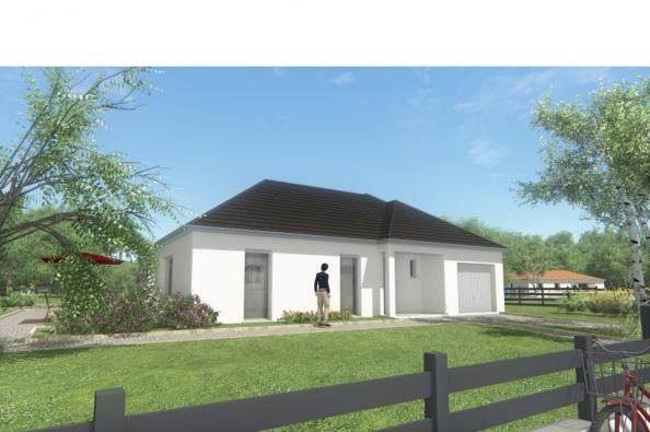 Modèle de maison MAISON DE PLAIN PIED - 98 M 2 - CORRÈZE - NORD DU 3 chambres  : Photo 3