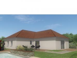 MAISON DE PLAIN PIED - 108 M 2 - CREUSE - ACCORD 6