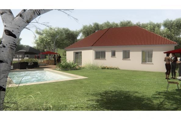 Modèle de maison MAISON SUR SOUS-SOL - 91 M2 - HAUTE-VIENNE - ELLA 3 chambres  : Photo 2