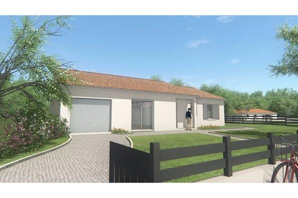 Modèle de maison MAISON PLAIN PIED- 90 M 2 - HAUTE-VIENNE - PRIMA 5 3 chambres  : Photo 3