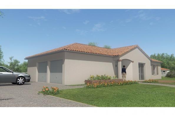 Modèle de maison MAISON PLAIN PIED - 96 M 2 - HAUTE- VIENNE - STAR 3 chambres  : Photo 3