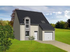 Maison neuve à Villeperdue (37260)<span class='prix'> 159000 €</span> 159000