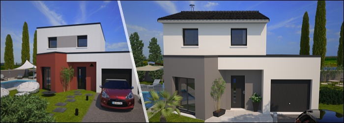 Eco Concept 88 G par Maisons France Confort