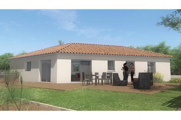 Modèle de maison MAISON DE PLAIN PIED - 100 M 2 - HAUTE-VIENNE - VE 3 chambres  : Photo 2