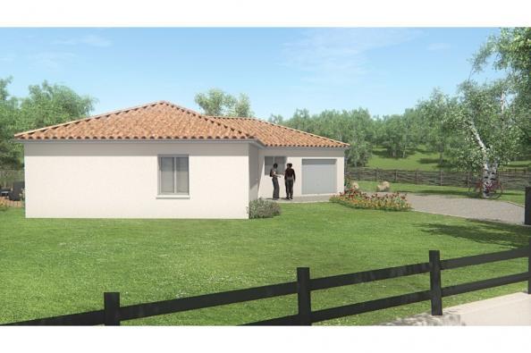 Modèle de maison MAISON DE PLAIN PIED - 100 M 2 - HAUTE-VIENNE - VE 3 chambres  : Photo 3