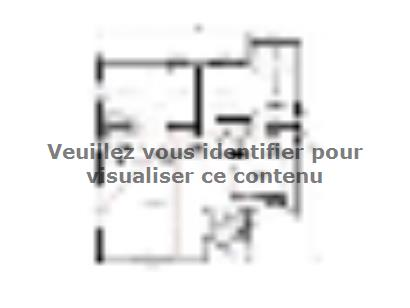 Plan de maison Maison 110 m2 - 3CH - Garage - 123495IWA 3 chambres  : Photo 1