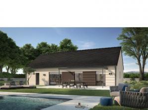 Maison neuve à Mousseaux-lès-Bray (77480)<span class='prix'> 185000 €</span> 185000