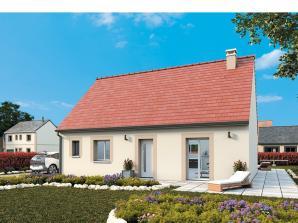 Maison neuve à Hesdigneul-lès-Boulogne (62360)<span class='prix'> 153000 €</span> 153000