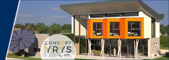 Le Groupe Maisons France Confort lance YRYS
