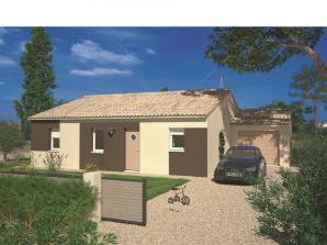 Maison neuve à Saint-Martin-des-Noyers (85140)<span class='prix'> 129900 €</span> 129900