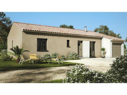 Modèle de maison Amandine G 100 Design 3 chambres  : Photo 2