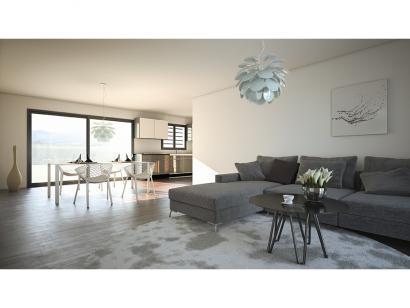 Modèle de maison Amandine G 100 Design 3 chambres  : Photo 3