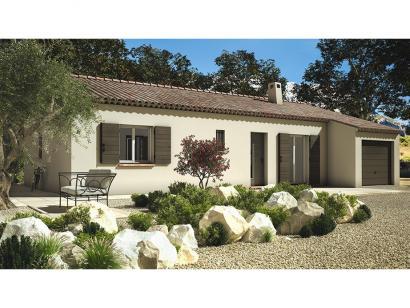 Modèle de maison Amandine G 80 Tradition 3 chambres  : Photo 2